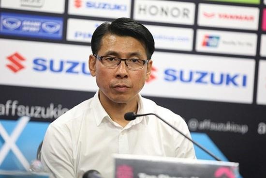 """HLV Malaysia """"thở phào"""" khi chung bảng với Việt Nam, Thái Lan - ảnh 1"""