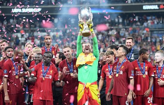 Liverpool giành Siêu cúp châu Âu sau màn rượt đuổi tỷ số và loạt sút luân lưu nghẹt thở - ảnh 1