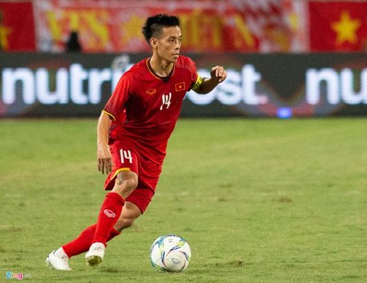Tin tức thể thao mới nóng nhất ngày 30/8/2019: Trọng Hoàng bình phục thần tốc để đấu Thái Lan - ảnh 1