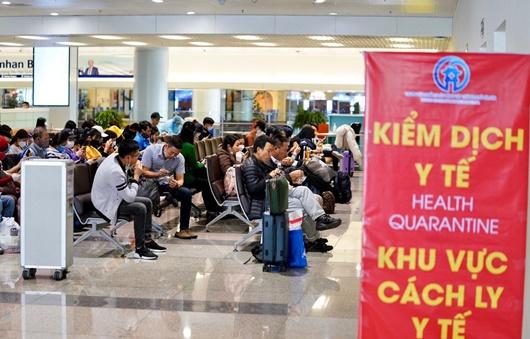 Cách ly y tế bắt buộc đối với hành khách đến từ các nước ASEAN từ ngày 18/3 - ảnh 1