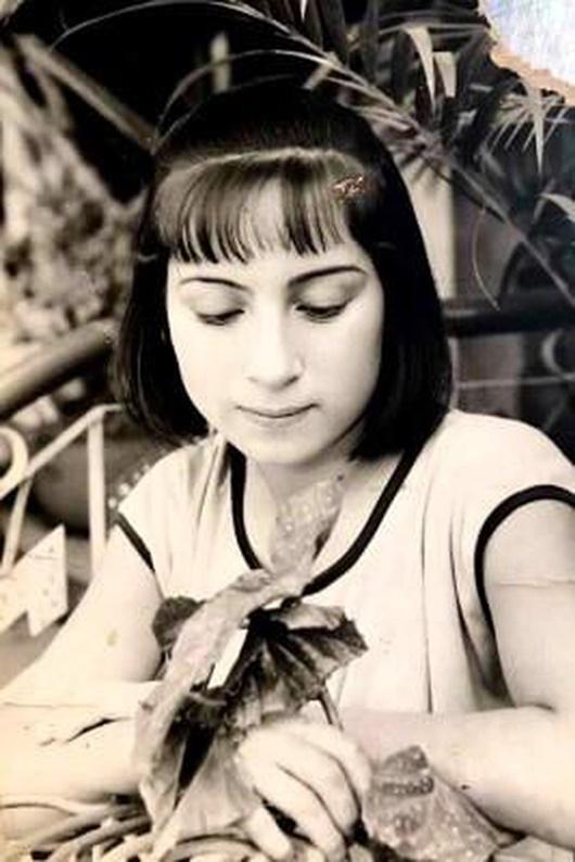 Ngỡ ngàng ngắm những bức ảnh hiếm khoe nhan sắc xinh đẹp thời trẻ của Phi Nhung - ảnh 1