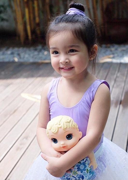 Con gái mỹ nhân đẹp nhất Philippines: Xinh như thiên thần, cát-xê quảng cáo cao ngất ngưởng - ảnh 1