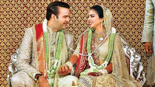 Cuộc sống xa hoa, sang chảnh với đám cưới triệu USD của ái nữ tỷ phú giàu nhất châu Á - ảnh 1