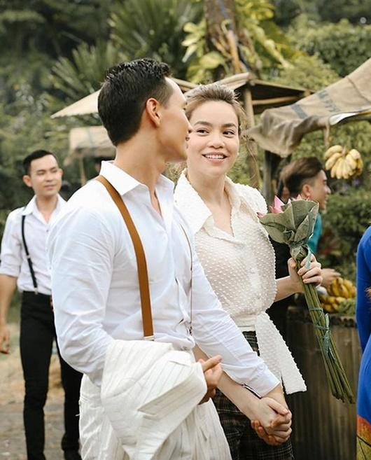 Tình yêu của Hà Hồ - Kim Lý: Trai tài gái sắc bỏ ngoài tai đàm tiếu thị phi, sắp có kết cục viên mãn - ảnh 1