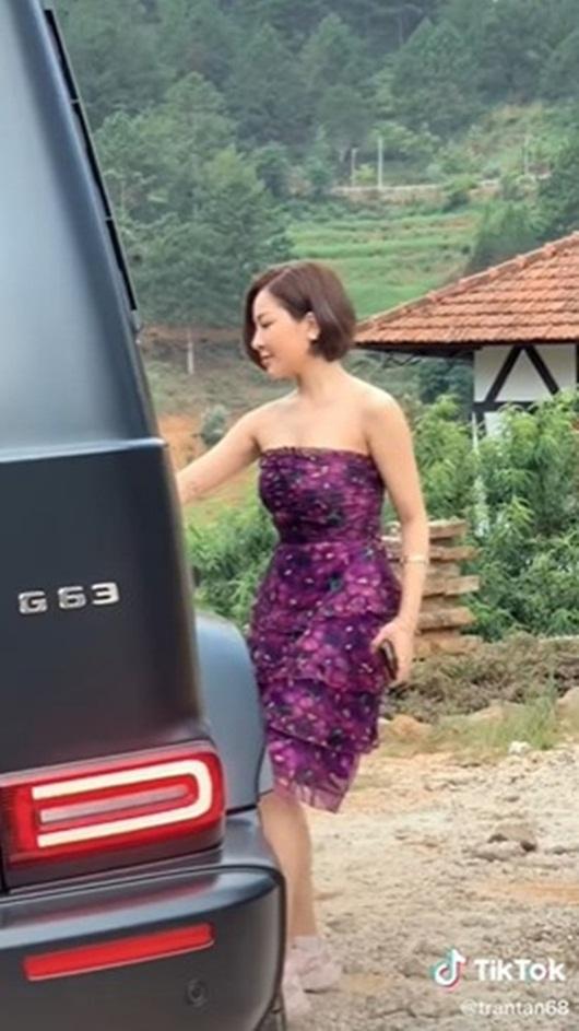 Hotgirl Trâm Anh phản hồi về tin đồn hẹn hò đại gia có siêu xe 13 tỷ - ảnh 1