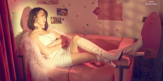 """Có một nữ idol Kpop """"bé hạt tiêu"""" nhưng body xuất sắc nhờ môn thể thao """"quý tộc"""" này - ảnh 1"""