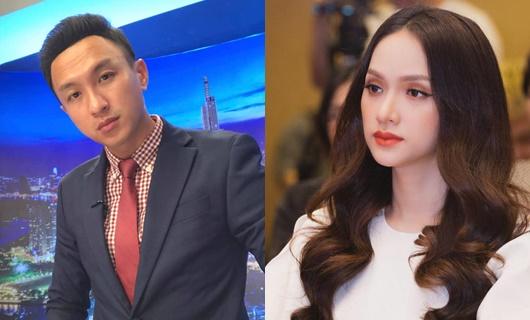 MC Trương Việt Phong lên tiếng khi bị cho là miệt thị Hương Giang: Gỡ status nhưng vẫn giữ nguyên quan điểm - ảnh 1