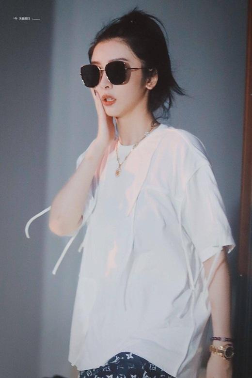 """9 người đẹp The Nine đổi kiểu tóc: Khổng Tuyết Nhi khoe """"visual sát thương"""" cực mạnh, Lưu Vũ Hân quá ngầu - ảnh 1"""