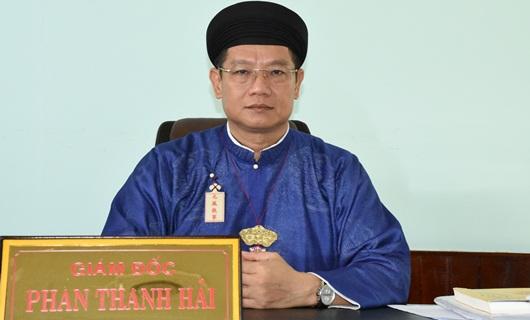 Giám đốc sở VH&TT Thừa Thiên - Huế: Áo dài ngũ thân che được khuyết điểm của người đàn ông - ảnh 1