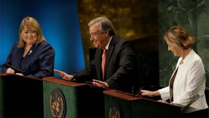 Chân dung người kế nhiệm ông Ban Ki-moon - Ảnh 3