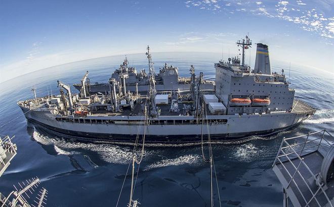 Đại tá Trung Quốc: 355 tàu chiến Mỹ sẽ biến thành đống sắt vụn trong một đêm - ảnh 1