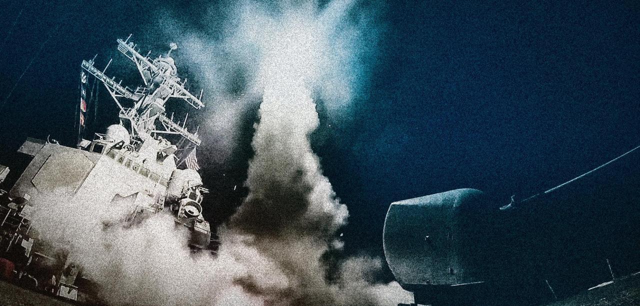 Tình báo Mỹ xác nhận không có bằng chứng, ông Trump vẫn nã tên lửa vào Syria - ảnh 1