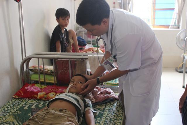 Hà Tĩnh: Gần 40% ca nhiễm Whitmore tử vong - ảnh 1