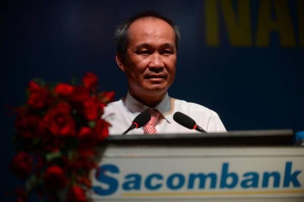 Ông Dương Công Minh tiếp tục muốn mua thêm 1 triệu cổ phiếu Sacombank - ảnh 1