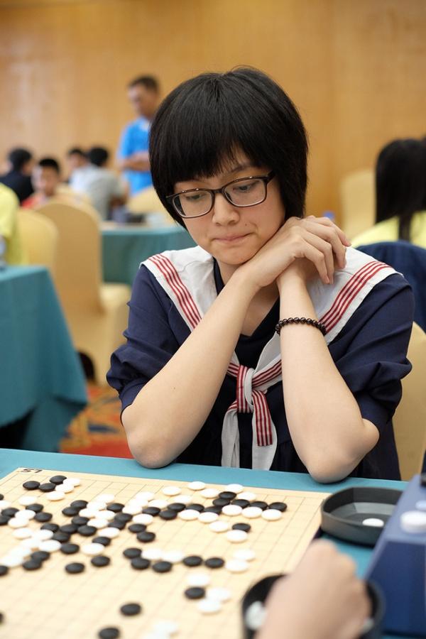 Nữ sinh Ngoại Thương và hành trình giành học bổng thạc sỹ cờ vây ở xứ Kim Chi - Ảnh 1