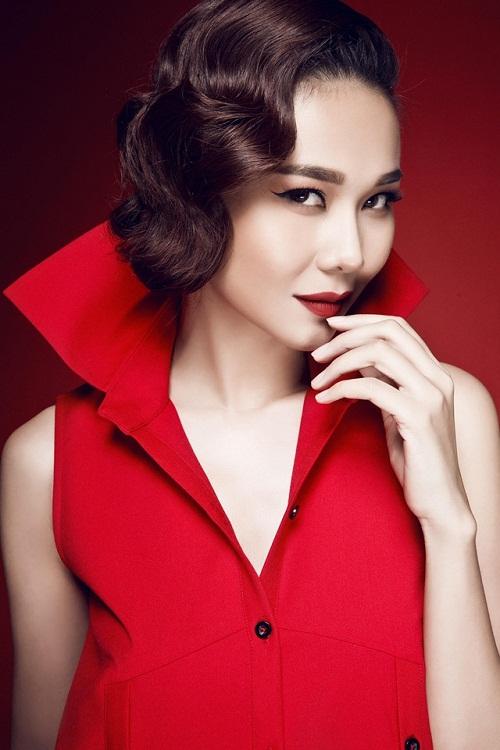 """Siêu mẫu Thanh Hằng: """"Ác nữ"""" chân dài trong showbiz - ảnh 1"""