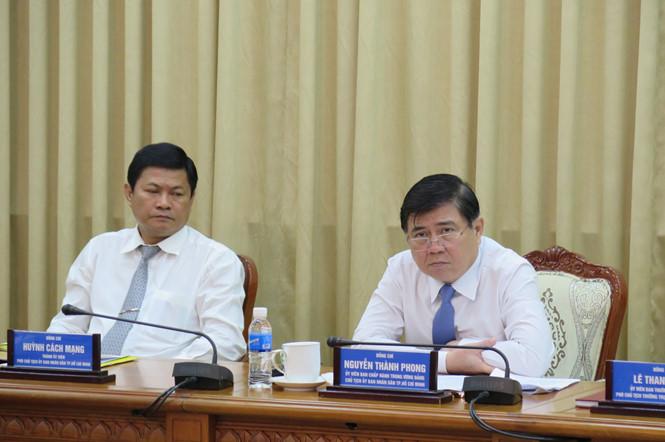 Chủ tịch Nguyễn Thành Phong yêu cầu báo cáo vụ Khaisilk - ảnh 1