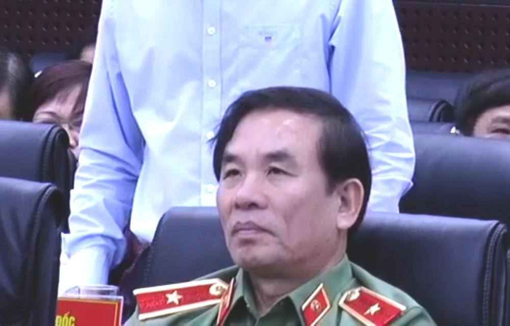 """Thiếu tướng Vũ Xuân Viên thừa nhận tình trạng cho vay nặng lãi, đòi nợ thuê đang """"nóng"""" ở Đà Nẵng - ảnh 1"""