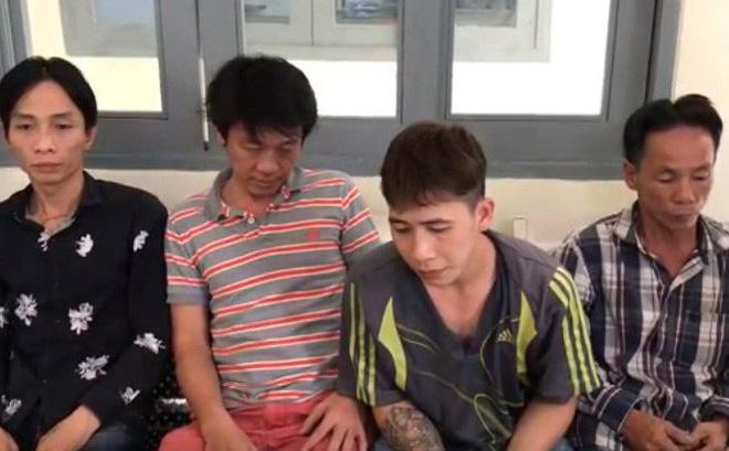 13 thanh niên phê ma túy đá, chống đối cảnh sát ở tiệm game bắn cá - ảnh 1