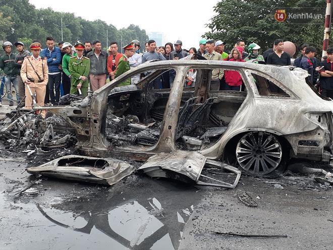 Vụ Mercedes gây tai nạn liên hoàn ở Hà Nội: Nạn nhân vừa đi du học về, chưa xây dựng gia đình - ảnh 1