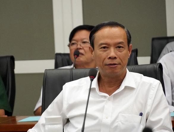 Ông Nguyễn Văn Thọ được bầu giữ chức Chủ tịch tỉnh Bà Rịa- Vũng Tàu - ảnh 1
