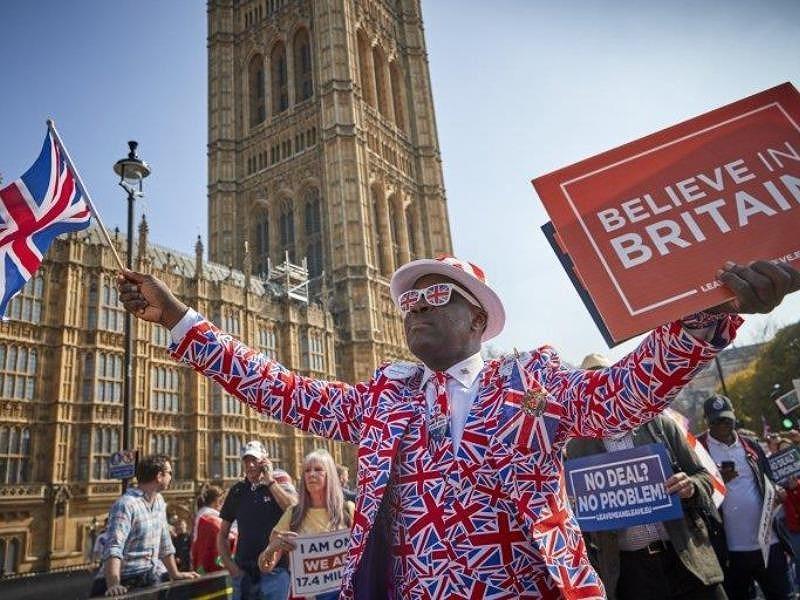 Châu Âu tuyên bố hết kiên nhẫn với tiến trình Brexit tại Anh - Ảnh 1