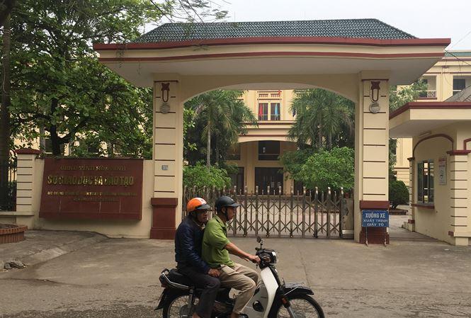 28 thí sinh gian lận điểm thi THPT quốc gia 2018 ở Hòa Bình bị trả về - Ảnh 1