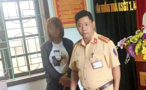 Thiếu nữ 17 tuổi bị ép làm gái mại dâm - Ảnh 1