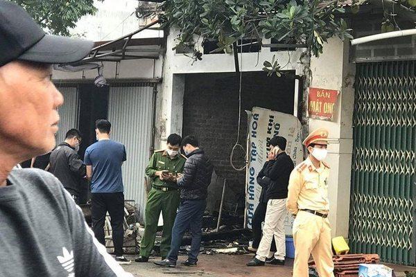 Vụ hỏa hoạn 3 người trong gia đình tử vong: Bắt khẩn cấp anh trai nạn nhân - ảnh 1