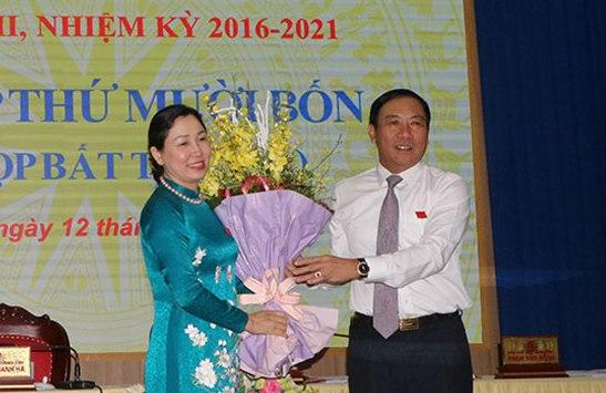 Giám đốc sở GD&ĐT Hà Nam được bầu giữ chức Phó Chủ tịch UBND tỉnh  - ảnh 1