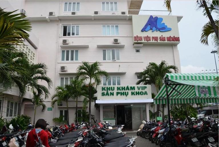 TP.HCM: Uẩn khúc vụ một sản phụ bị liệt hai chân sau sinh mổ tại bệnh viện Mê Kông - ảnh 1