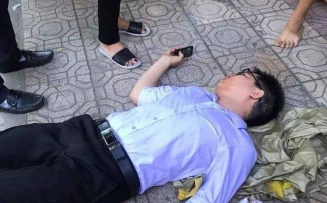 Vụ cán bộ phường bị đánh: Hé lộ vai trò của vợ cựu Chủ tịch phường - ảnh 1