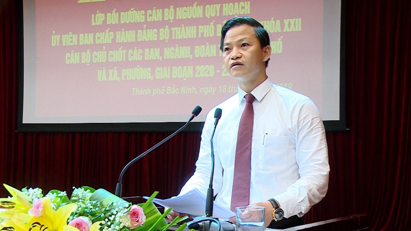 Ông Vương Quốc Tuấn và ông Đào Quang Khải được bầu giữ chức Phó Chủ tịch UBND tỉnh Bắc Ninh - ảnh 1