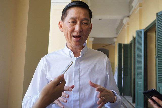 """Sở TT&TT TP.HCM lên tiếng về việc xử phạt người """"vu khống"""" ông Trần Vĩnh Tuyến? - ảnh 1"""