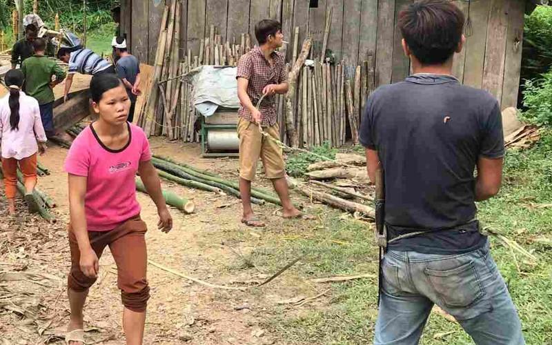 Vụ chồng sát hại vợ rồi trốn vào rừng tự sát: Hàng xóm tiết lộ nguyên nhân - ảnh 1
