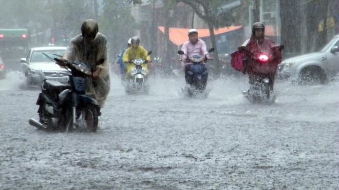 Tin tức dự báo thời tiết mới nhất hôm nay 1/8: Miền Bắc mưa rất to, Đà Nẵng, Quảng Nam có mưa vừa - ảnh 1