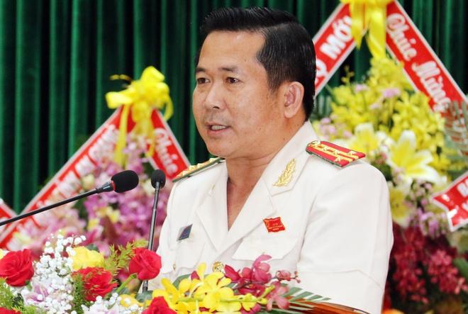 Đại tá Đinh Văn Nơi đắc cử Bí thư Đảng ủy Công an tỉnh An Giang - ảnh 1
