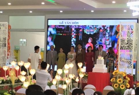 Vụ Trưởng Công an huyện tổ chức đám cưới cho con lúc dịch Covid-19: Người trong cuộc trần tình - ảnh 1
