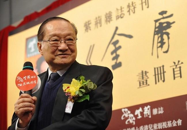Huyền thoại truyện kiếm hiệp Kim Dung qua đời ở tuổi 94 - ảnh 1