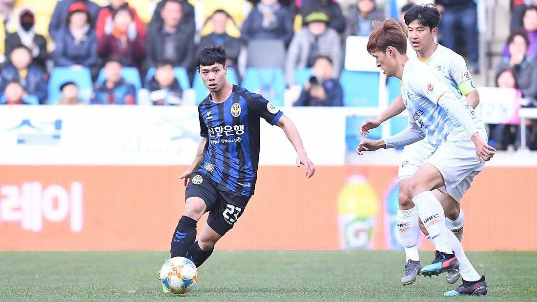 """K-League """"mở cửa"""", nhiều cầu thủ Việt Nam có cơ hội nối gót Công Phượng - Ảnh 1"""