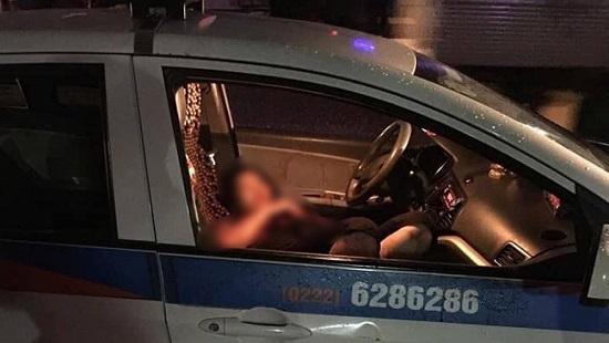 Hà Nội: Nữ tài xế taxi gục trong ô tô, nam thanh niên nguy kịch dưới sông Kim Ngưu - Ảnh 1