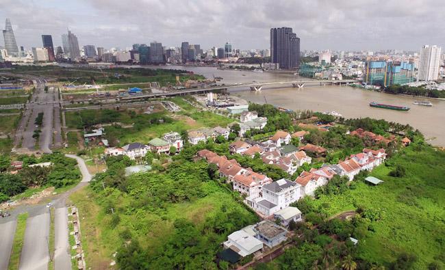 Công bố kết luận thanh tra Khu đô thị mới Thủ Thiêm - ảnh 1