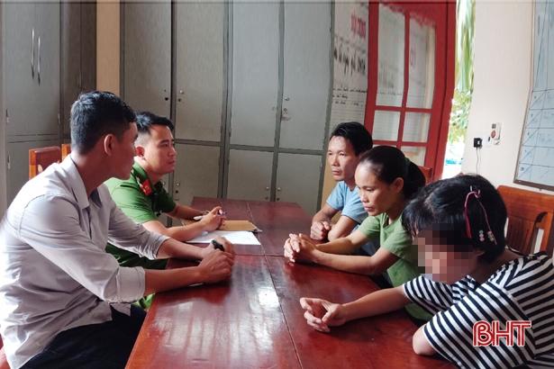 Nữ sinh Hà Tĩnh thi trượt lẳng lặng bỏ nhà lên Hà Nội chơi, gia đình sang tận Campuchia tìm kiếm - ảnh 1