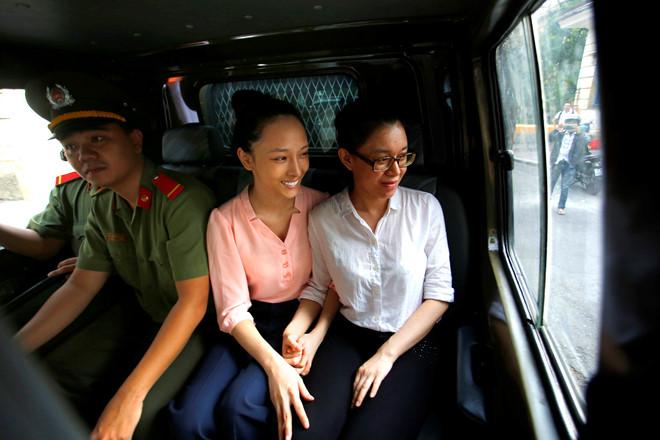 Hoa hậu Phương Nga tố ông Cao Toàn Mỹ vu khống: Không khởi tố vụ án - ảnh 1