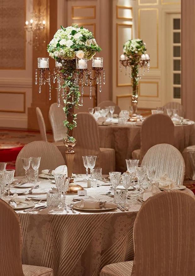 Khách sạn 5 sao được Công Phượng lựa chọn tổ chức tiệc đính hôn có gì đặc biệt? - ảnh 1