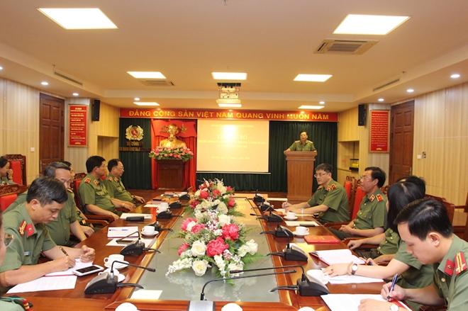 Giám đốc Công an Thanh Hóa làm Phó Chủ nhiệm UBKT Đảng ủy Công an Trung ương - ảnh 1