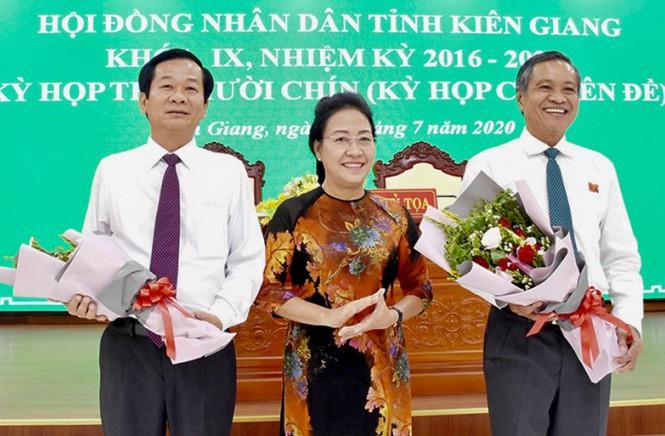 Chân dung tân Chủ tịch UBND tỉnh Kiên Giang - ảnh 1