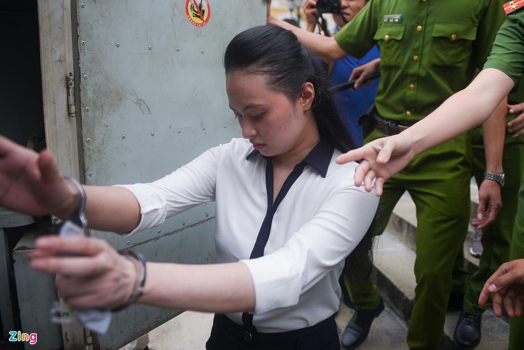 Tử hình Văn Kính Dương, Nguyễn Đức Kỳ Nam, hot girl Ngọc Miu lĩnh 16 năm tù - ảnh 1