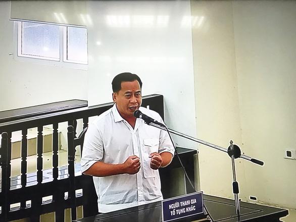"""Vũ """"Nhôm"""" hầu tòa cùng Trương Duy Nhất: """"Xin được ủng hộ 500 triệu cho quê nhà chống dịch"""" - ảnh 1"""