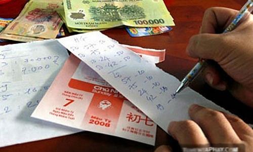 """Phá đường dây lô đề """"khủng"""" ở Thanh Hóa: 4 phụ nữ điều hành, giao dịch 1,2 tỷ đồng/ngày - ảnh 1"""